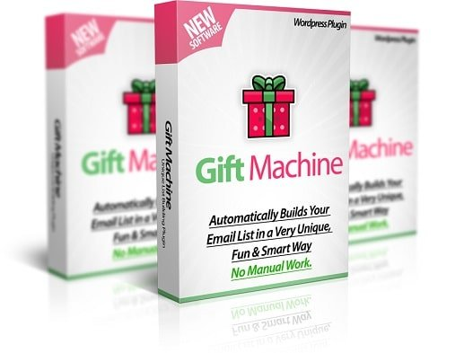 Gift Machine Review: Transform your list building  methods